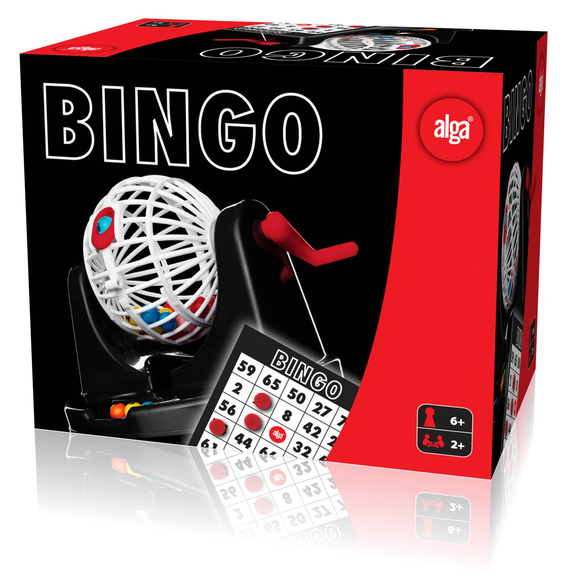 bingo peli