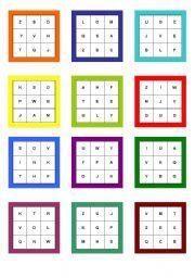 bingo lapsille