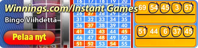bingo rahapelit ilmaiset rahapelit